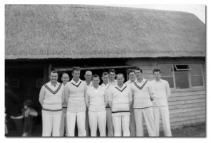1958 Men's Cricket Team