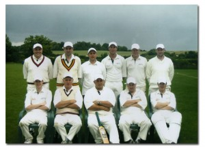 2004 Cricket Team