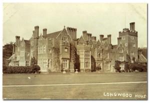 Longwood House 1800's